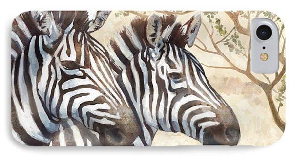 Safari Sunrise IPhone Case by Mauro DeVereaux