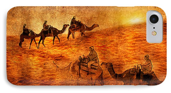 Sahara Phone Case by Svetlana Sewell