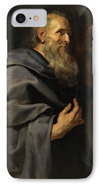 Saint Philip IPhone Case by Peter Paul Rubens