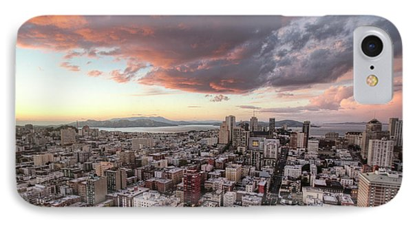 San Francisco IPhone Case by Ariane Moshayedi