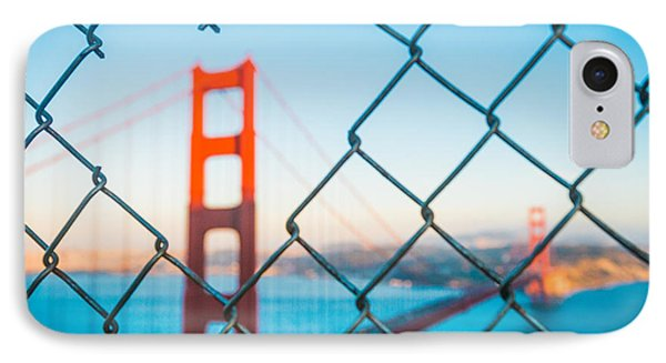 San Francisco Golden Gate Bridge IPhone Case by Cory Dewald