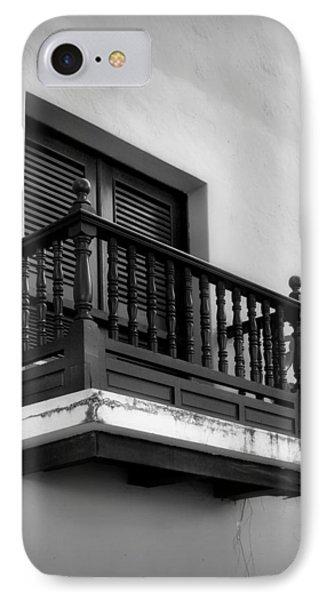 San Juan Window 2 Phone Case by Perry Webster