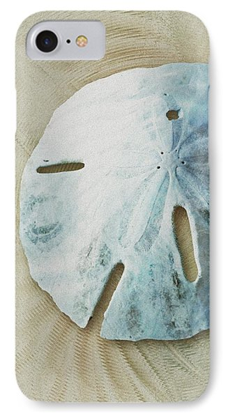 Sand Dollar IPhone Case by Anastasiya Malakhova