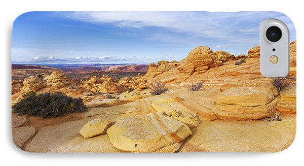 Sandstone Wonders Phone Case by Chad Dutson