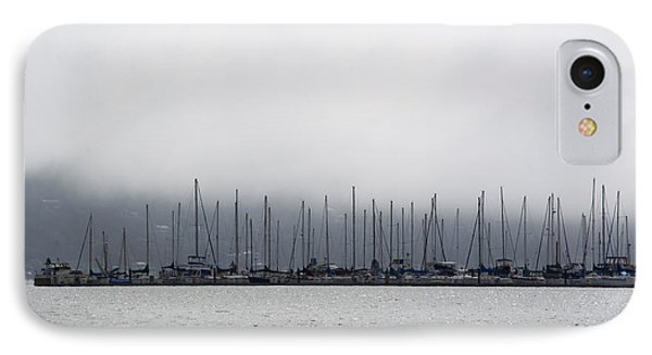 Sausalito Waterfront IPhone Case by Beth Sanders