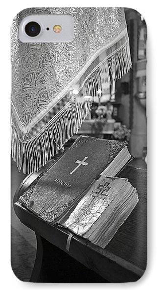 Say A Little Prayer Phone Case by Evelina Kremsdorf