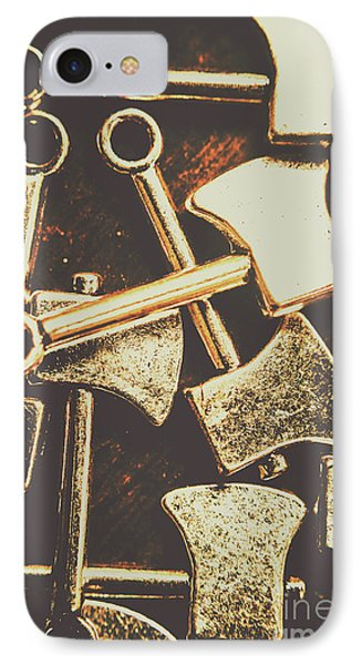 Scattering Axes IPhone Case by Jorgo Photography - Wall Art Gallery