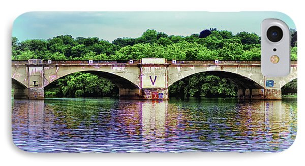 Schuylkill River Phone Case by Bill Cannon