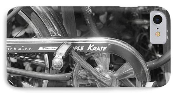 Schwinn Apple Krate Phone Case by Lauri Novak