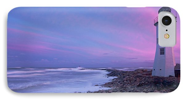 Scituate Sunset  Phone Case by Susan Cole Kelly