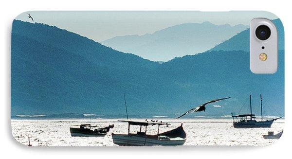 Sea And Freedom IPhone 7 Case by Martin Lopreiato