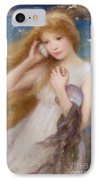 Sea Nymph IPhone Case by William Robert Symonds