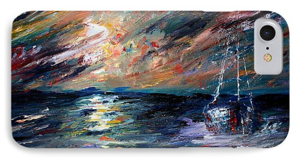 Sea Of Storms IPhone Case by Mike Grubb