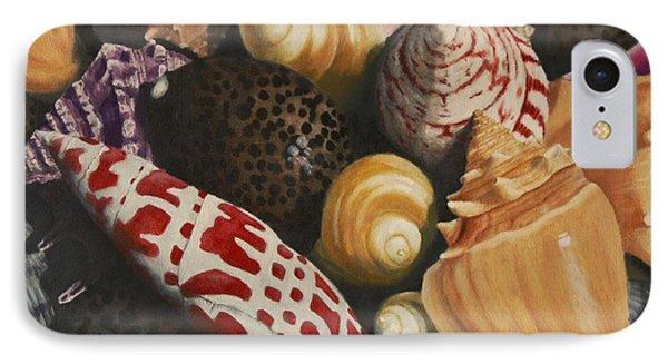 Sea Shells Phone Case by Sid Ball