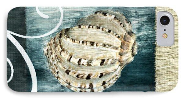 Sea Treasure IPhone Case by Lourry Legarde