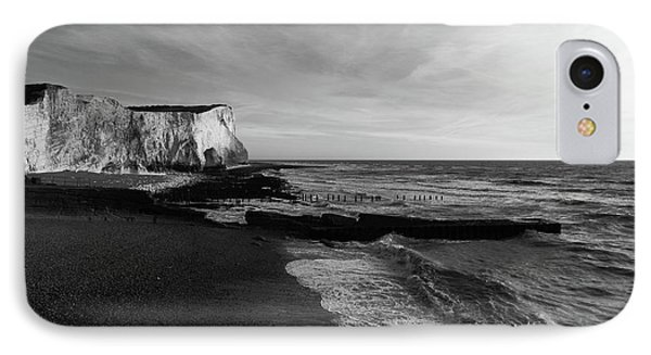 Seaford Head East Sussex England IPhone Case by James Brunker