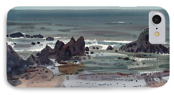 Seal Rock Oregon Phone Case by Donald Maier