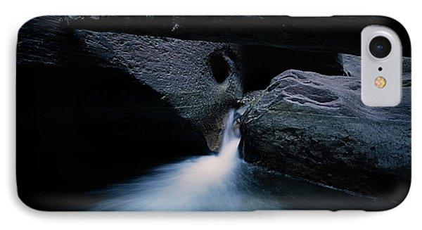Secret Stream IPhone Case by Edgars Erglis
