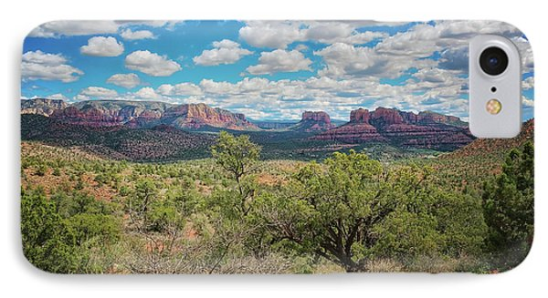 Sedona Arizona Landscape #2 IPhone Case by Jennifer Rondinelli Reilly