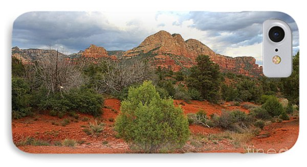 Sedona Balance IPhone Case by Carol Groenen