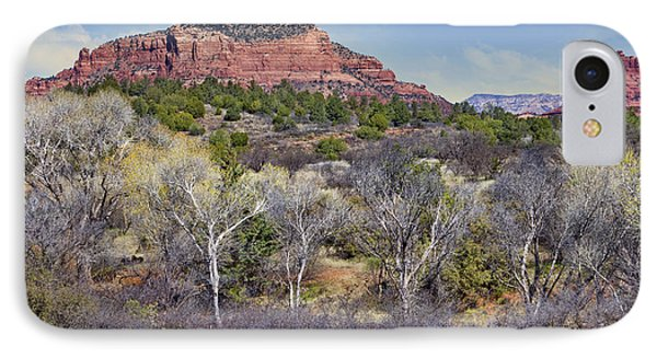 Sedona Landscape - 2 - Arizona IPhone Case by Nikolyn McDonald