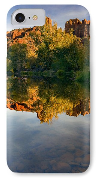 Sedona Sunset IPhone Case by Mike  Dawson