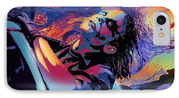 Serene Starry Night IPhone 7 Case by Surj LA