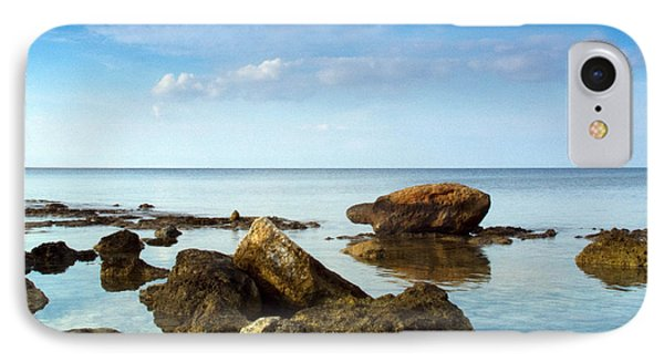 Serene IPhone Case by Stelios Kleanthous