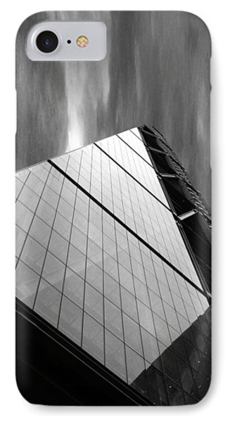 Sharp Angles IPhone 7 Case by Martin Newman