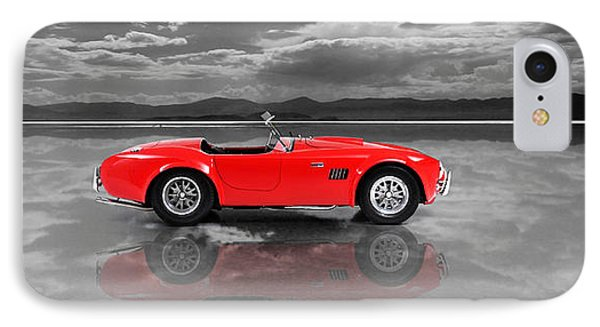 Shelby Cobra 1965 IPhone Case by Mark Rogan