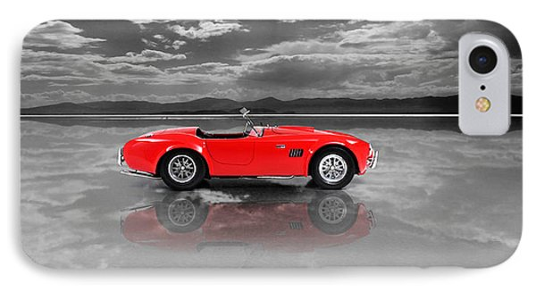 Shelby Cobra 1965 IPhone 7 Case by Mark Rogan
