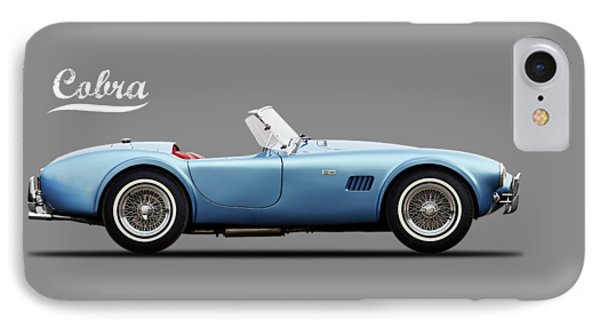Shelby Cobra 289 1964 IPhone Case by Mark Rogan