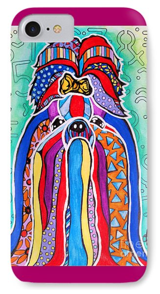 Sheldon Shelly IPhone Case by Jackie Carpenter
