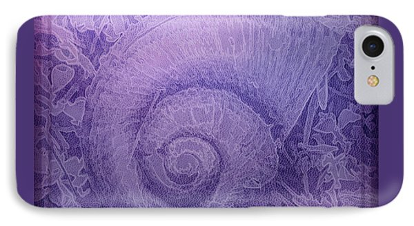 Shell Series 5 IPhone Case by Marvin Spates
