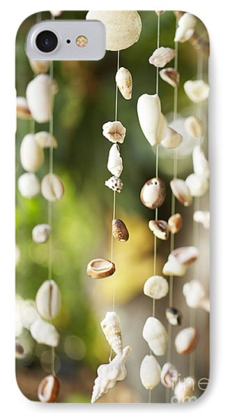 Shell Windchimes Phone Case by Kyle Rothenborg - Printscapes