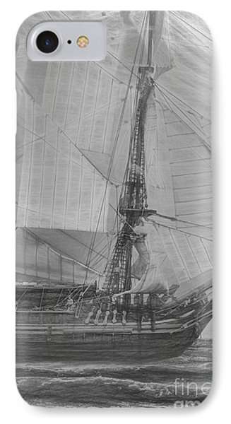 Ships And Sea Exploration IPhone Case by Jorgo Photography - Wall Art Gallery