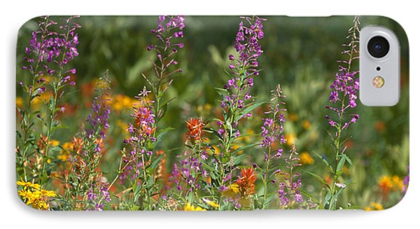 Sierra Bouquet IPhone Case by Soli Deo Gloria Wilderness And Wildlife Photography