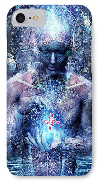 Silence Seekers IPhone Case by Cameron Gray