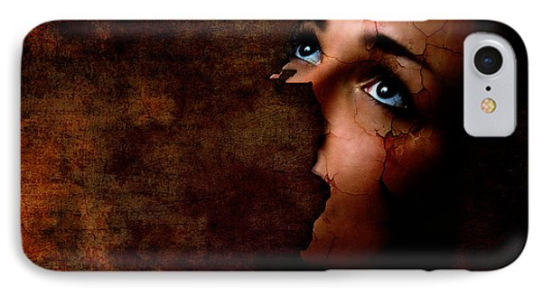 Silenced IPhone Case by Jacky Gerritsen