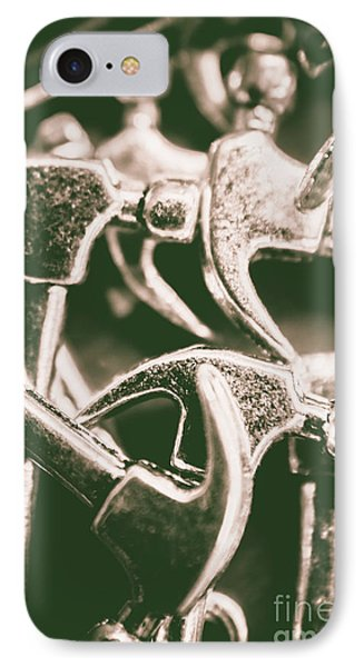 Silver Hammers IPhone Case by Jorgo Photography - Wall Art Gallery