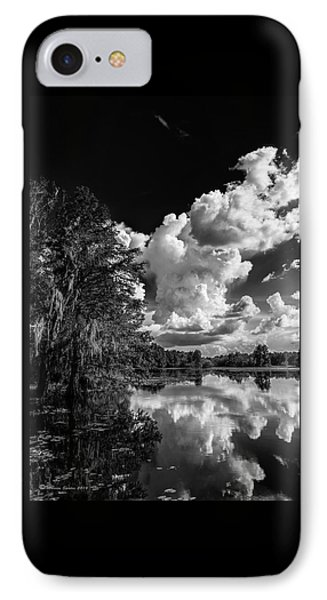 Silver Linings IPhone Case by Marvin Spates