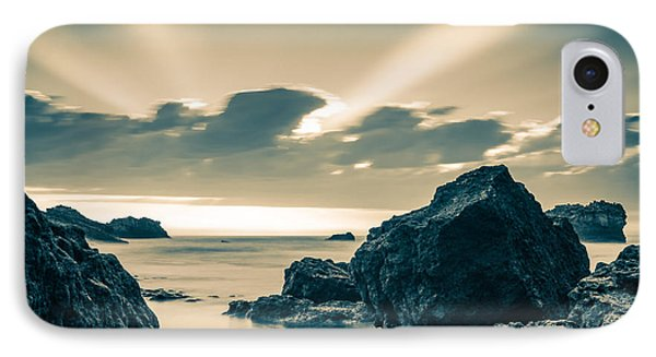 IPhone Case featuring the photograph Silver Moment by Thierry Bouriat