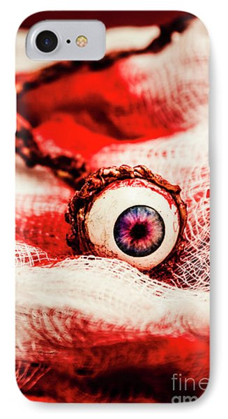 Sinister Sight IPhone Case by Jorgo Photography - Wall Art Gallery