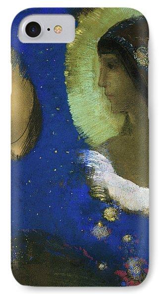 Sita IPhone Case by Odilon Redon