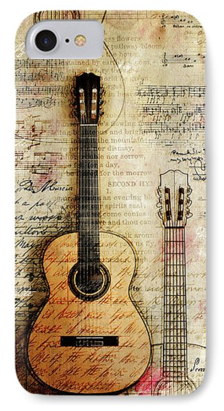 Six String Sages IPhone Case by Gary Bodnar
