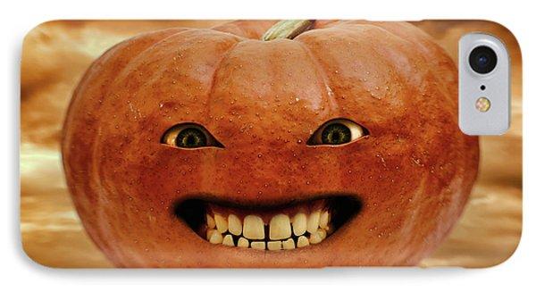 Smiling Jack IPhone Case by Wim Lanclus