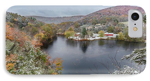 Snowliage IPhone Case by Bill Wakeley