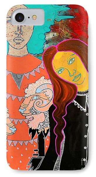 Soul Guardian IPhone Case by Amy Sorrell