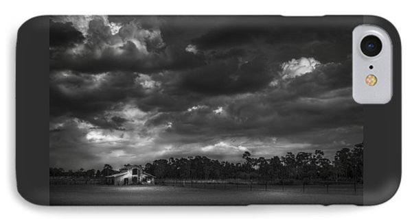 South Forty Bw2 IPhone Case by Marvin Spates