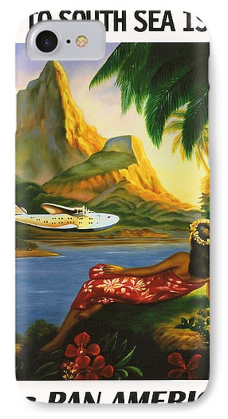 South Sea Isles IPhone Case by Georgia Fowler